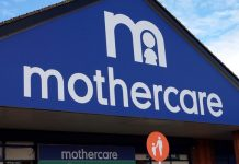Mothercare Mark Newton-Jones