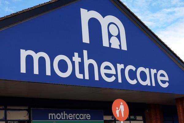 Mothercare CFO