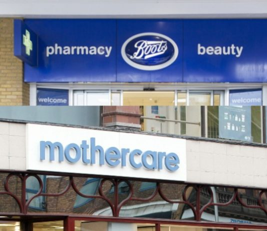Mothercare strikes franchise deal with Boots