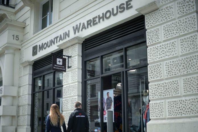 Mountain Warehouse Christmas