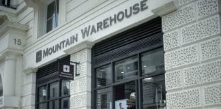 Mountain Warehouse update