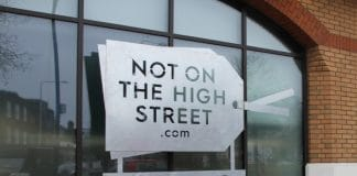 Notonthehighstreet narrows pre-tax losses but operating profit almost doubles