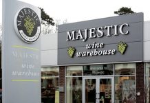 Majestic Wine stores sale £95m