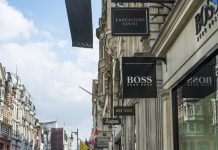 New Bond Street in London is the 3rd most expensive street in the world, the most expensive in Europe