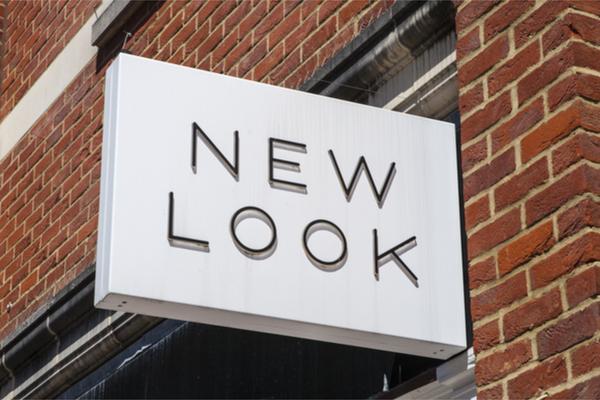 New Look quarterly