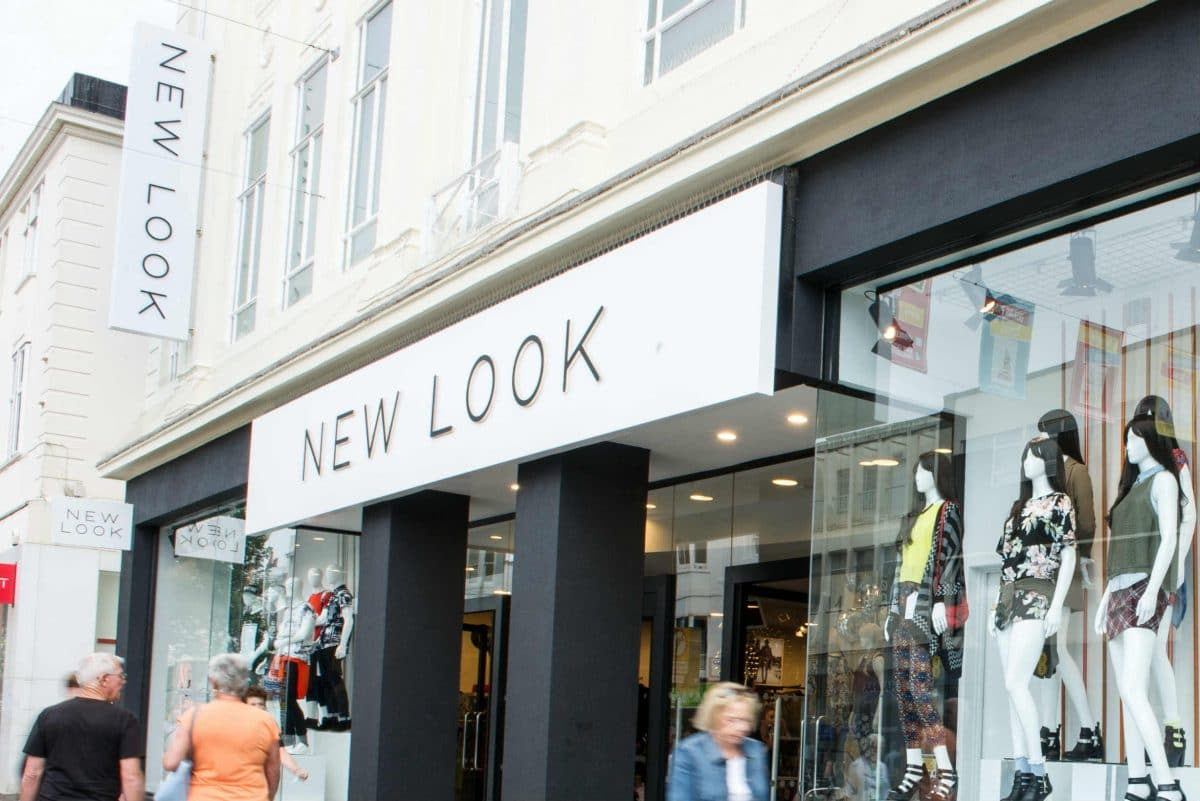 New Look continues to suffer financially in