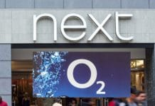 Next partners with O2 for new shop-in-shops