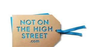 Notonthehighstreet CEO