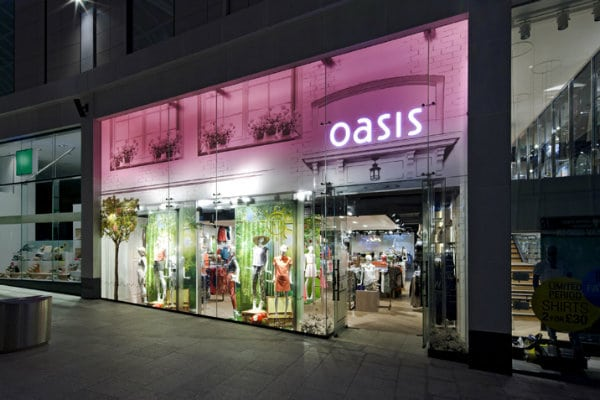 2300 jobs at risk as Oasis & Warehouse prepares for administration