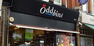 Oddbins rescue