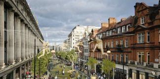 Oxford Street pedestrianisation