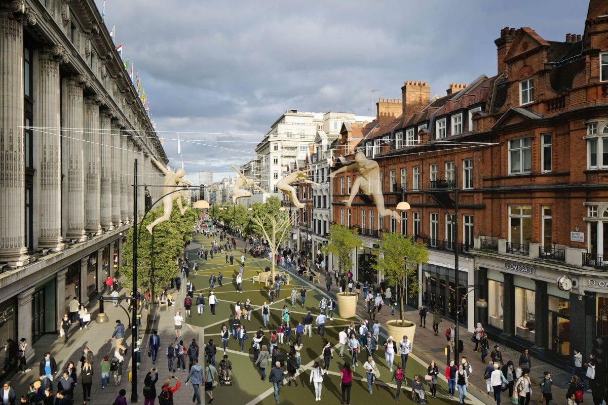 Westminster Council green lights Oxford Street renovation - Retail Gazette