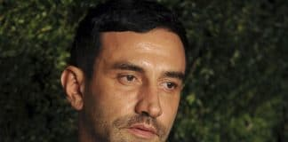 Riccardo Tisci Burberry chief creative officer
