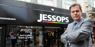 Dragons' Den star Peter Jones begins sales talks for Jessops