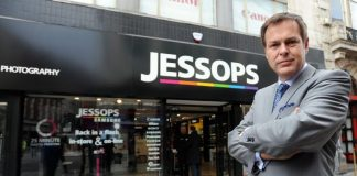 Peter Jones mulls Jessops administration