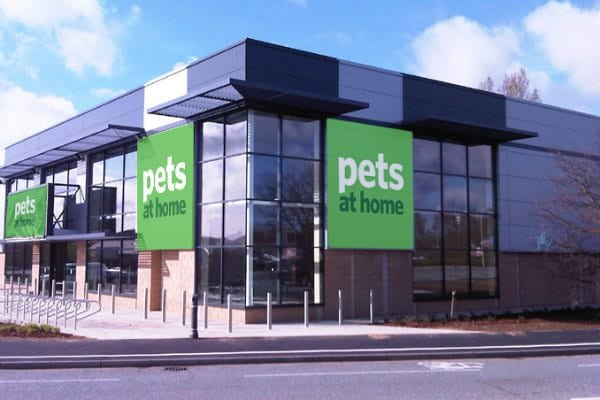 Pets at Home posts 5.1% rise in revenue for H1