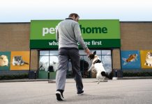 Pets At Home reveals strong first half