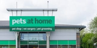 Pets at Home like-for-like sales rose eight per cent in its first quarter, prompting the retailer to raise its profit guidance