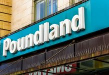 Poundland Christmas Pepco Andy Bond Steinhoff