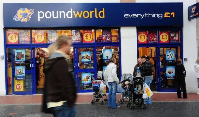 Poundworld job cuts