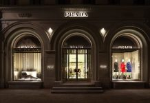 Revenue at Prada Group rises by 60% year on year to £1.28 billion as the luxury retailer experiences a strong acceleration in sales.