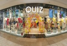 Fast fashion retailer Quiz has seen a drop in shares as fewer people visited shops during the difficult summer trading season.