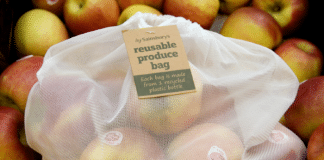 Sainsbury's pledges to reduce plastic packaging by 50% by 2025
