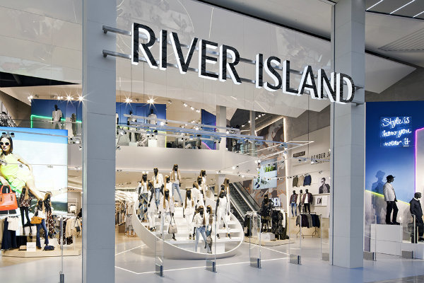 River Island to launch plus-size clothing - Retail Gazette
