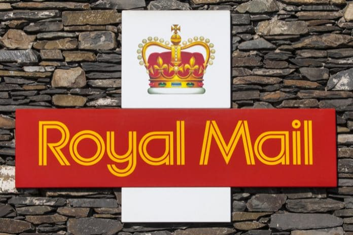 royal mail deliveries