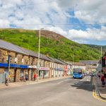 South Wales village Treorchy nabs High Street of the Year award Rhondda Cynon Taf country Rhondda Fawr Great British High Street Awards