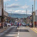 South Wales village Treorchy nabs High Street of the Year award Rhondda Cynon Taf country Rhondda Fawr Great British High Street Awards
