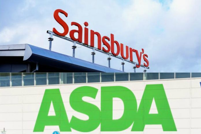 Sainsbury's Asda market share