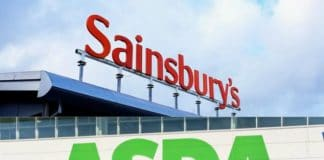 Sainsbury's Asda court