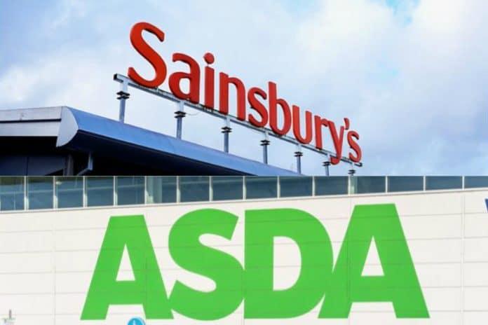 Sainsbury's Asda court
