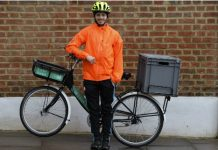 Sainsbury's one hour delivery