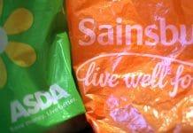 Sainsbury's-Asda environment