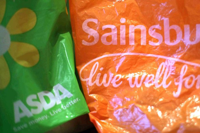 CMA Sainsbury's-Asda
