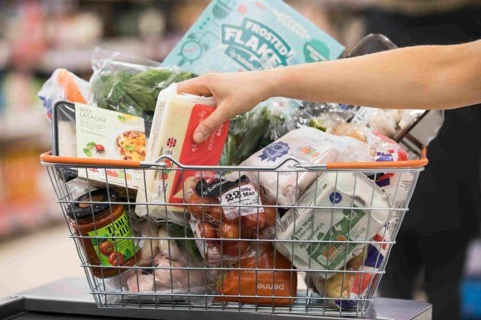 European grocery sales