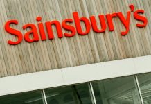 Sainsbury's Rhian Bartlett Paul Mills-Hicks