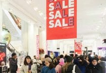 Discounting drives give October retail sales a boost BRC KPMG Retail Sales Monitor