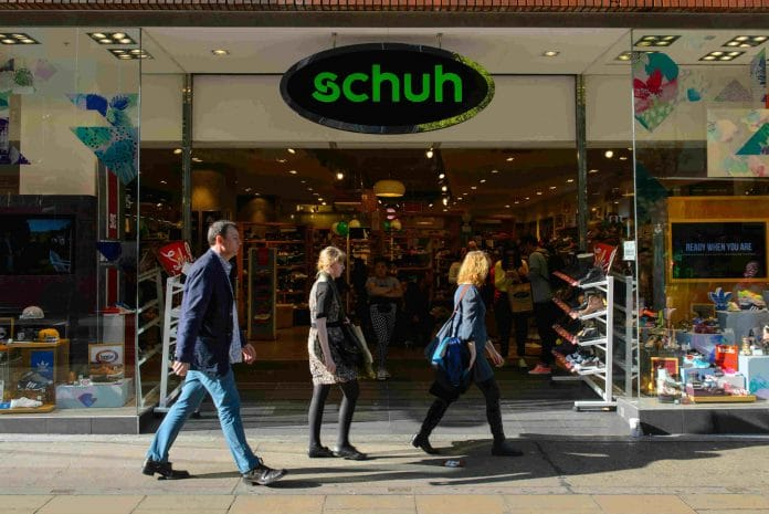 sale retailer e2742 c95fa Schuh to exit Germany and focus on UK & Ireland - Retail Gazette