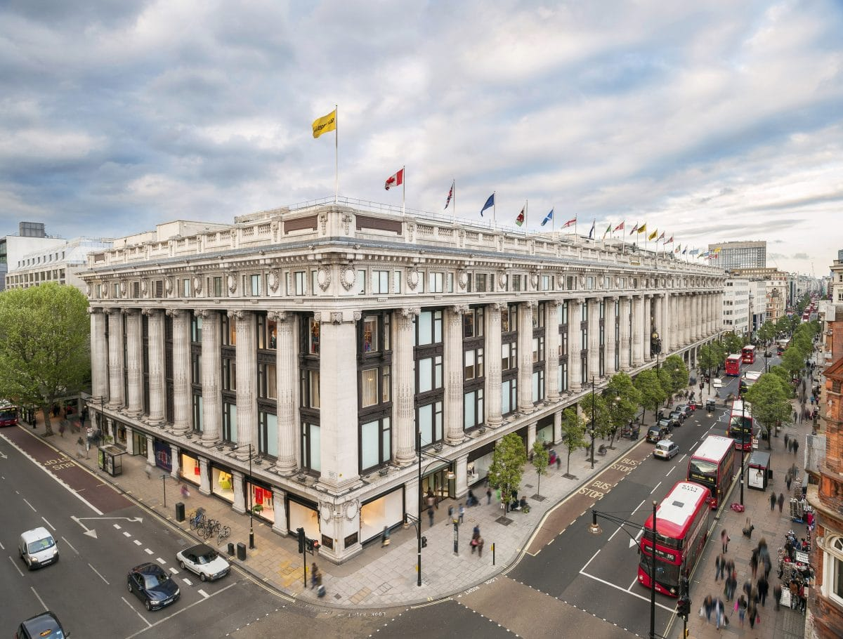 The rise & fall of department stores