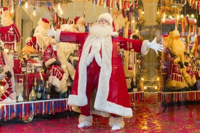 One Christmas Eve.Friday Fun One Christmas Displays In October Retail Gazette