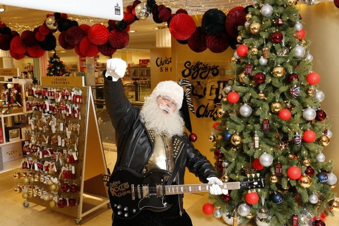 Selfridges launches Christmas range 145 days ahead of
