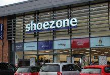 Shoe Zone Charles Smith
