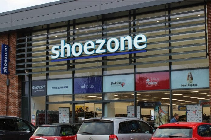 Shoe Zone Charles Smith
