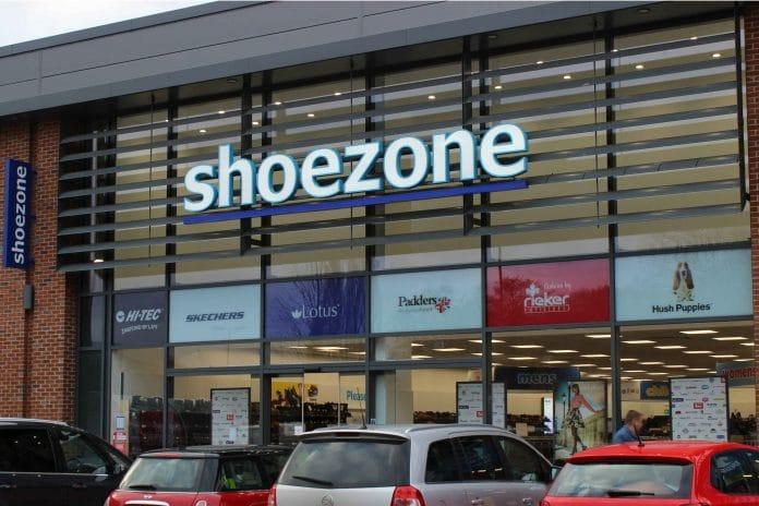 Shoe Zone Anthony Smith trading update