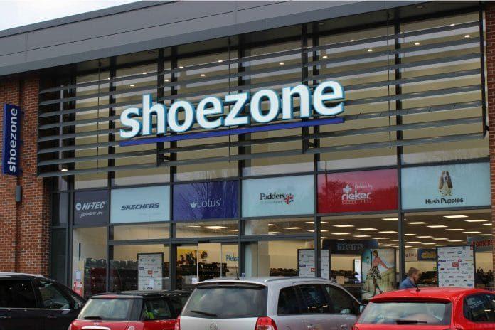 Shoe Zone Anthony Smith Nick Davis