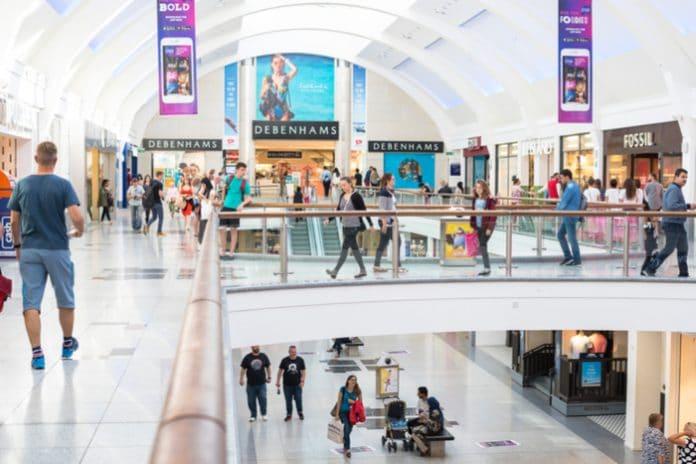 shopping centre CVA