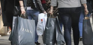 retail sales boosted